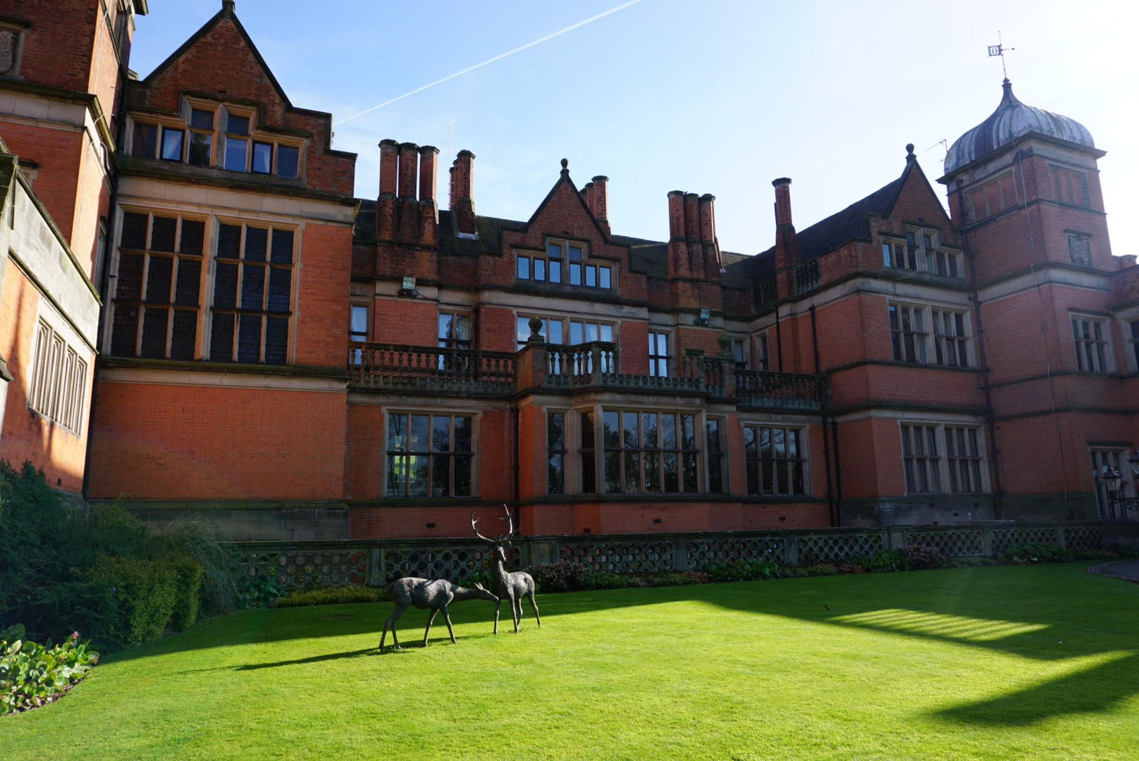 A Weekend of Relaxation at Hoar Cross Hall, Luxury Spa Resort